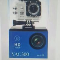 SG09 Yashica-300 Kamera Action dengan Wifi Asli dan Bergaransi