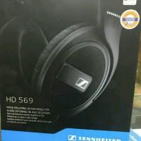 harga Sennheiser Hd 569 Closed-back Around-ear Headphones With Mic Tokopedia.com