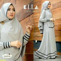 Syfarose syari/elegant/baju muslim online/hijab wanita dewasa/gamis/FS