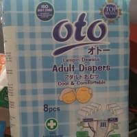 harga Pampers Dewasa Oto / Lampin Dewasa / Adult Diapers - Oto Tokopedia.com