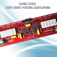 Power Kit Amplifier APEX X700