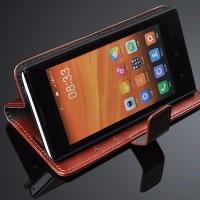 Xiaomi Redmi 1s Wallet Leather Flip Cover Casing Case Dompet Kulit