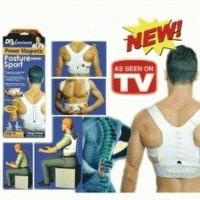 ALAT Penegak Punggung - Posture Sport Power Magnetic