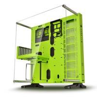 Casing ThermalTake Core P5 Wallmount Black / Green Edition