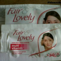 Fair and Lovely Facial Foam 9gr