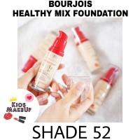 BOURJOIS HEALTHY MIX FOUNDATION SHADE 52