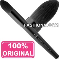 Elf Pointed Foundation Brush - Black