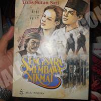 buku novel Sinopsis Sengsara membawa Nikmat #3