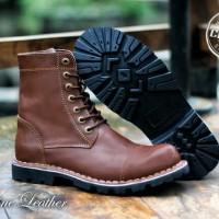 Circle Boot Original / Sepatu Boot Safety / Sepatu Boot Pria Keren8
