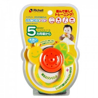 Baby Toys -Richell Teether Snail -(MBT-005)