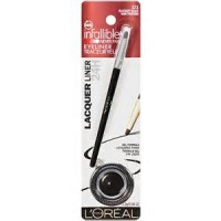LOREAL INFALLIBLE GEL LACQUER LINER 24 HOUR BLACKEST BL Berkualitas