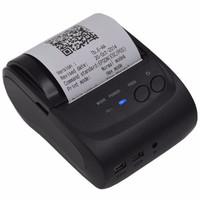 Jual Zjiang Mini Portable Bluetooth Thermal Printer - ZJ-5802 Murah