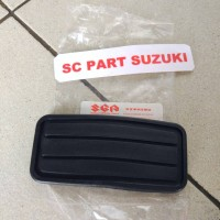 Karet pad pedal gas suzuki jimny/katana/vitara/escudo/sidekick