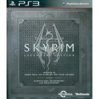 PS3 THE ELDER SCROLLS V: SKYRIM (LEGENDARY EDITION) Reg 3