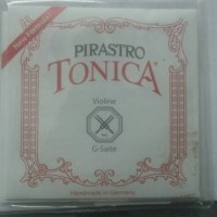 Senar violin Pirastro Tonica set (GDAE)