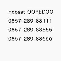 Nomor Cantik im3 ooredoo double triple 88 111, 555, 666