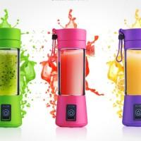Jual shake n take juicer blender portable & rechargeable Murah