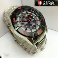 ORIGINAL Jam tangan pria ROYAL ARMY RA 07 BTRE