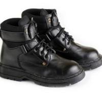 Jual Sepatu Boots Safety Pria Adventure JK Collection JSM 2907 KULIT Murah