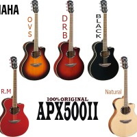 Gitar Akustik Elektrik YAMAHA APX500II