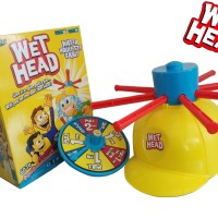Wet Head Game,Running Man Games, wet hat game, water roulette game