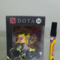 mainan action figure dota 2 venomancer detail ok van marvel itoys