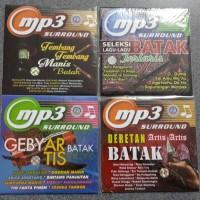 MP3 tembang nostalgia lagu batak 4disc original