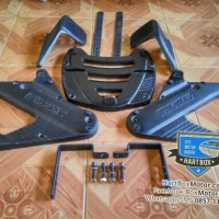 Bracket Wingrack Top & Side Box Motor Givi Kappa Shad KMI Segala Motor