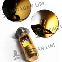 harga Lampu Utama Headlamp LED 2 SISI/TITIK Xenon Motor M5 / H6 [ 2 WARNA ] Tokopedia.com
