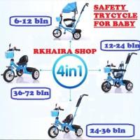 harga sepeda anak sepeda roda tiga sepeda tricycle Tokopedia.com