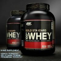 Whey Gold Standard 5 lbs Optimum Nutrition A