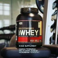 Whey Gold Standard 5 lbs Optimum Nutrition B