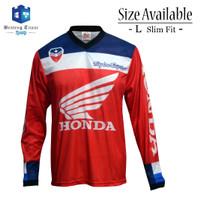 Baju Sepeda Honda / Baju Motor Cross