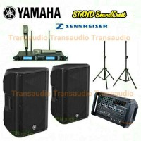 harga YAMAHA power mixer dan speaker Tokopedia.com