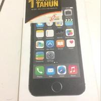 (NEGO) iPhone 5S Grey Second Original