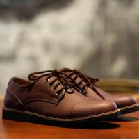 Sepatu Formal PEDRO Dark Brown