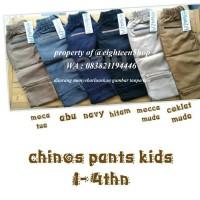 Jual Celana Chino Anak / Chino Pants Murah