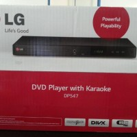LG DVD Player DP547, DP-547 USB, Karaoke