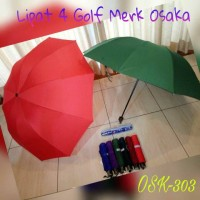 Jual Payung Golf Lipat 4 Merk OSAKA Murah