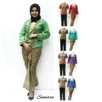 Sarimbit batik samara
