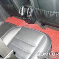 Karpet mobil Comfort Deluxe khusus Mercy C200 2001-2007 / W203 2 Baris