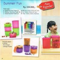 Jual Toples Summer Fun Tupperware Murah