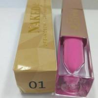 Lip Cream Naked4 Matte 24h