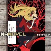 harga Kizumonogatari Wound Tale - Nisioisin Lite / Light Novel Tokopedia.com