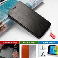 Sony Xperia M4 Aqua MOFI Soft Leather Flip Case Flipcover Cover Casing