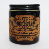 The Iron Society (TIS) Pomade - Oil Heavy