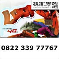 Nomor Cantik Telkomsel simPATI Loop 4G LTE Bahan Sakti 0822.339.77767