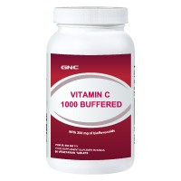 Gnc Vitamin C 1000 - Buffered - 90 Tablet (082212)