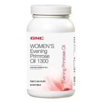 Gnc Womens Ultra Evening Primrose Oil - 90 Kapsul Lunak (265620)