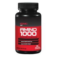 Gnc Pp Natural Amino 1000 - 60 Kapsul Lunak (573966)